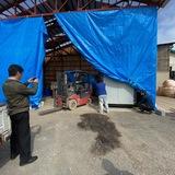 お知らせ「【新着!】RETEC30J(改良型)、青森三戸郡のオーシャンマテリアル株式会社へ移動設置され、各種有機物系ごみ処理の「実証実験」を開始!」のサムネイル画像